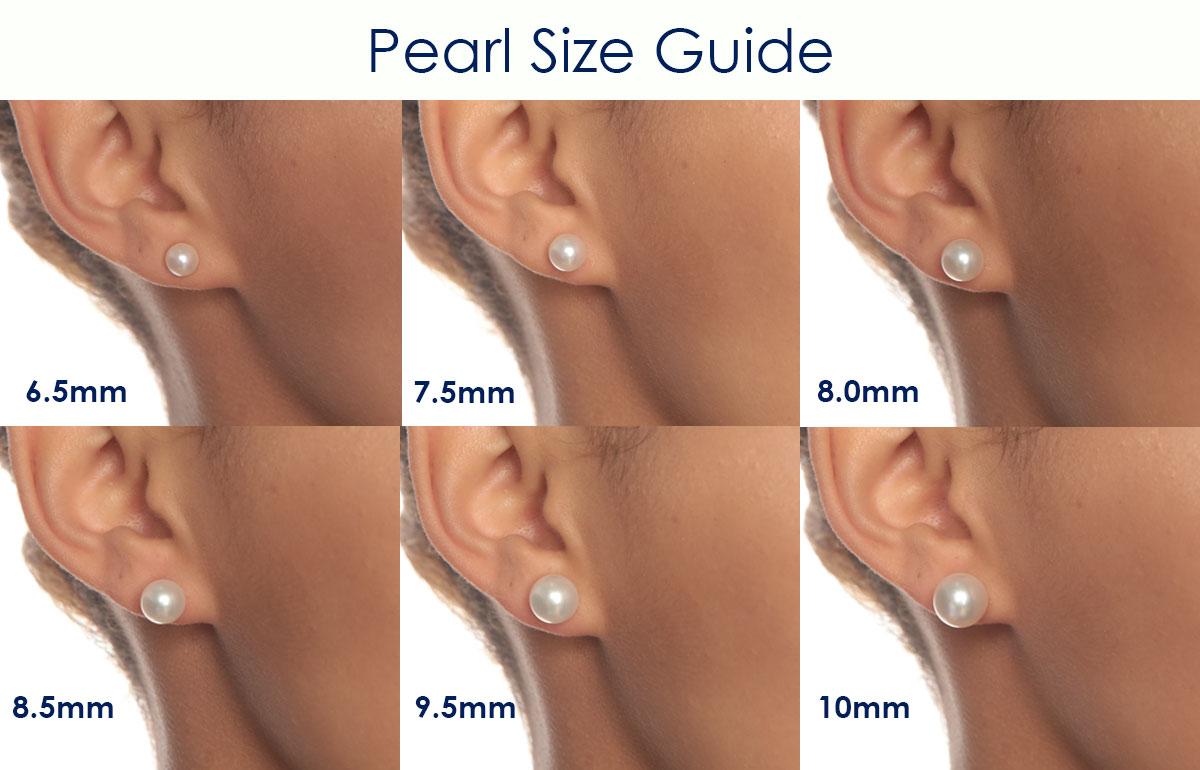 Pearl Size Comparison